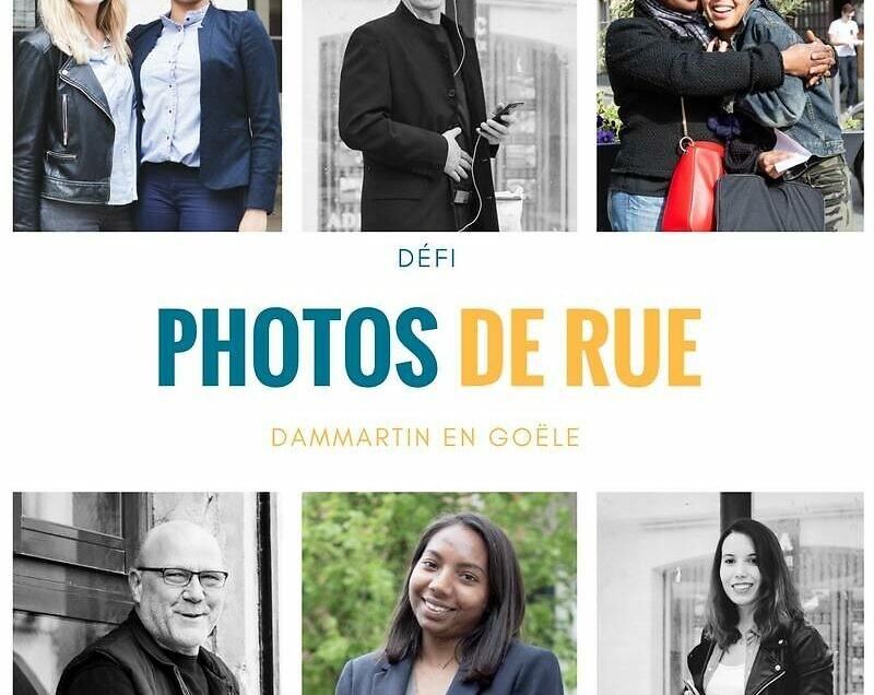 Photographe de rue