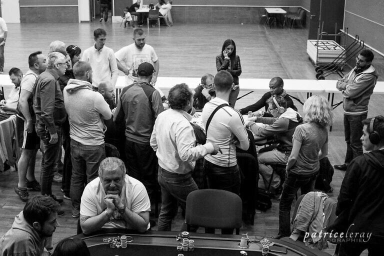 Tournoi de poker (Gouvieux)