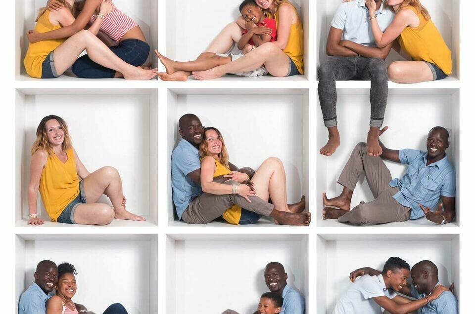 Family Box, une nouvelle façon de faire des photos de famille.