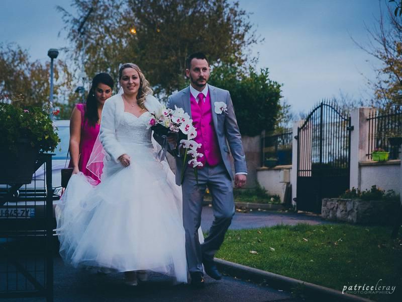mariage oissery longperrier